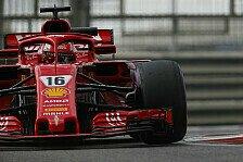 Formel 1 Test-Ticker-Nachlese: News zur letzten F1-Action 2018