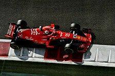 Formel-1-Test: Leclerc mit nächster Ferrari-Bestzeit