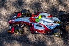 Mick Schumacher im Formel-2-Auto: So lief sein erster Test
