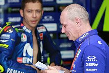 MotoGP: Valentino Rossi und Coach Luca Cadalora trennen sich