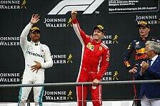 Formel 1 Fahrerranking: Das ist der MSM-Champion 2018
