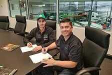 Rene Binder setzt Zusammenarbeit mit Juncos Racing fort