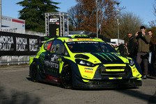 Valentino Rossi dominiert Monza Rallye Show: 4. Sieg in Folge