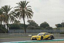 DTM-Test Jerez: Vier Piloten im Kampf um letztes BMW-Cockpit