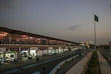 Formel E - Blog: Darf man in Saudi-Arabien Rennen fahren?