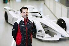 Formel E: Porsche gibt ersten Fahrer für Einstieg 2019 bekannt