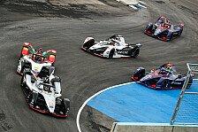 Formel E 2019, Marrakesch: TV-Programm, Live-Stream, Zeitplan