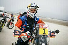 Dakar - Video: Rallye Dakar 2019: Highlights der 2. Motorrad-Etappe