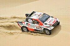 Rallye Dakar 2019: Al-Attiyah holt ersten Titel für Toyota