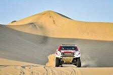 Dakar - Video: Rallye Dakar 2019: Dirk von Zitzewitz im Interview