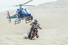 Rallye Dakar 2019: Sunderland hilft Verletztem und holt Sieg