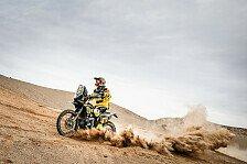 Dakar - Video: Rallye Dakar 2019: Highlights der 3. Motorrad-Etappe