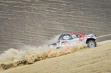 Rallye Dakar 2019: Zweiter Etappensieg für Nasser Al-Attiyah
