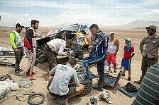 Dakar - Video: Rallye Dakar 2019: Highlights der 3. Auto-Etappe