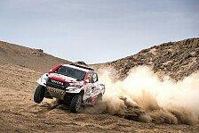 Dakar - Video: Rallye Dakar 2019: Zwischenfazit der deutschen Teilnehmer