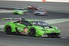 GRT Grasser Racing greift nach erstem Sieg bei den 24h Dubai