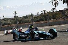 Formel E, Marrakesch 2019: Evans pulverisiert Streckenrekord