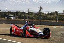 Formel E - Video: Formel E Marrakesch 2019: Pascal Wehrlein zu seinem Rennen