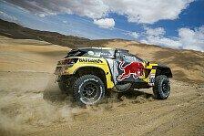 Dakar - Video: Rallye Dakar 2019: Highlights der 5. Auto-Etappe