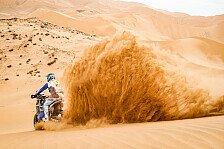 Rallye Dakar 2019: Dreikampf um Gesamtsieg, Yamaha ist raus
