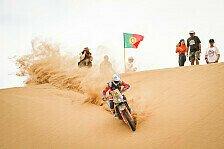 Rallye Dakar 2019: Sunderland siegt, Führung wechselt erneut