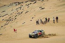 Dakar - Video: Rallye Dakar 2019: Highlights der 6. Auto-Etappe