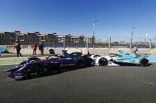 Formel E Marrakesch 2019: Sam Bird trotz Boxen-Crash auf Pole