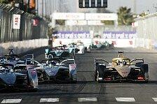 Formel E Santiago de Chile: TV-Programm, Live-Stream, Zeitplan