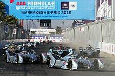 Formel E 2019: Die 9 Antworten zum Marrakesch ePrix