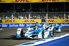Formel E 2019, Marrakesch: Die besten Fotos vom Rennen