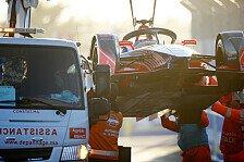 Wehrlein: So reagiert er auf den Ausfall beim Formel-E-Debüt