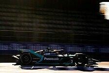 Formel E Marrakesch: Rookie-Testfahrten am Sonntag
