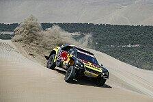 Rallye Dakar 2019: Sebastien Loeb holt vierten Tagessieg
