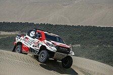 Rallye Dakar 2019: Al-Attiyah nach 3. Sieg uneinholbar vorne