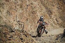 Dakar - Video: Rallye Dakar 2019: Highlights der 7. Motorrad-Etappe