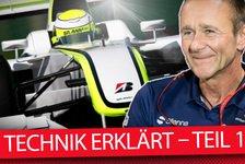 Formel 1 - Video: Technik erklärt: Was macht ein Technischer Direktor?