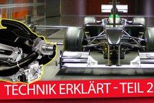 Formel 1 - Video: Technik erklärt: So funktioniert die Entwicklung eines F1-Autos