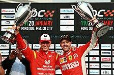 Race of Champions im Ticker: Vettel und Schumacher im Einzel