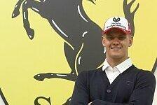 Formel 1 offiziell: Mick Schumacher mit Ferrari-Test in Bahrain