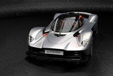 Red Bull-Aston Martin Valkyrie: Rennstrecken-Update vorgestellt