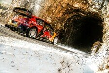WRC Rallye Monte-Carlo 2019: Ogier Führender vor dem Finaltag