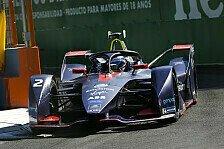 Formel E Santiago: Bird siegt vor Wehrlein und Abt