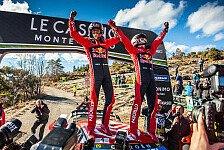WRC Rallye Monte-Carlo 2019: Alle Fotos von Loeb, Ogier und Co.