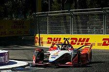 Formel E - Video: Formel E, Mexiko:Pascal Wehrlein holt seine 1. Pole Position