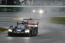 Fernando Alonso spielt Regen-Gott beim Chaos-Rennen in Daytona