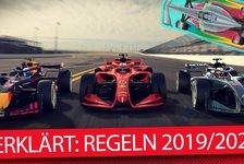 Formel 1 - Video: Technik erklärt: Was bringen die Regeländerungen 2019 & 2021?