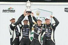 24h Daytona: GRT Grasser Racing Team holt zweiten Sieg in Folge