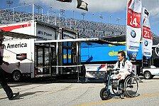 Legende Alex Zanardi: Sein Daytona-Rennwochenende in Fotos