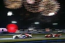 Für Charly Lamm: Überholmanöver des Jahres beim Daytona 24h