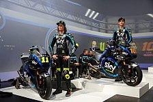 VR46-Racing-Team stellt Moto2- und Moto3-Lineup für 2019 vor